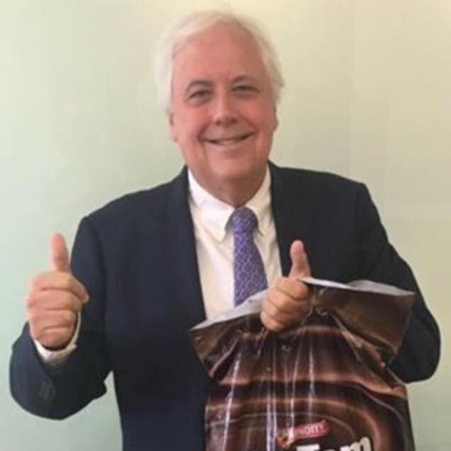 Clive Palmer Facebook two
